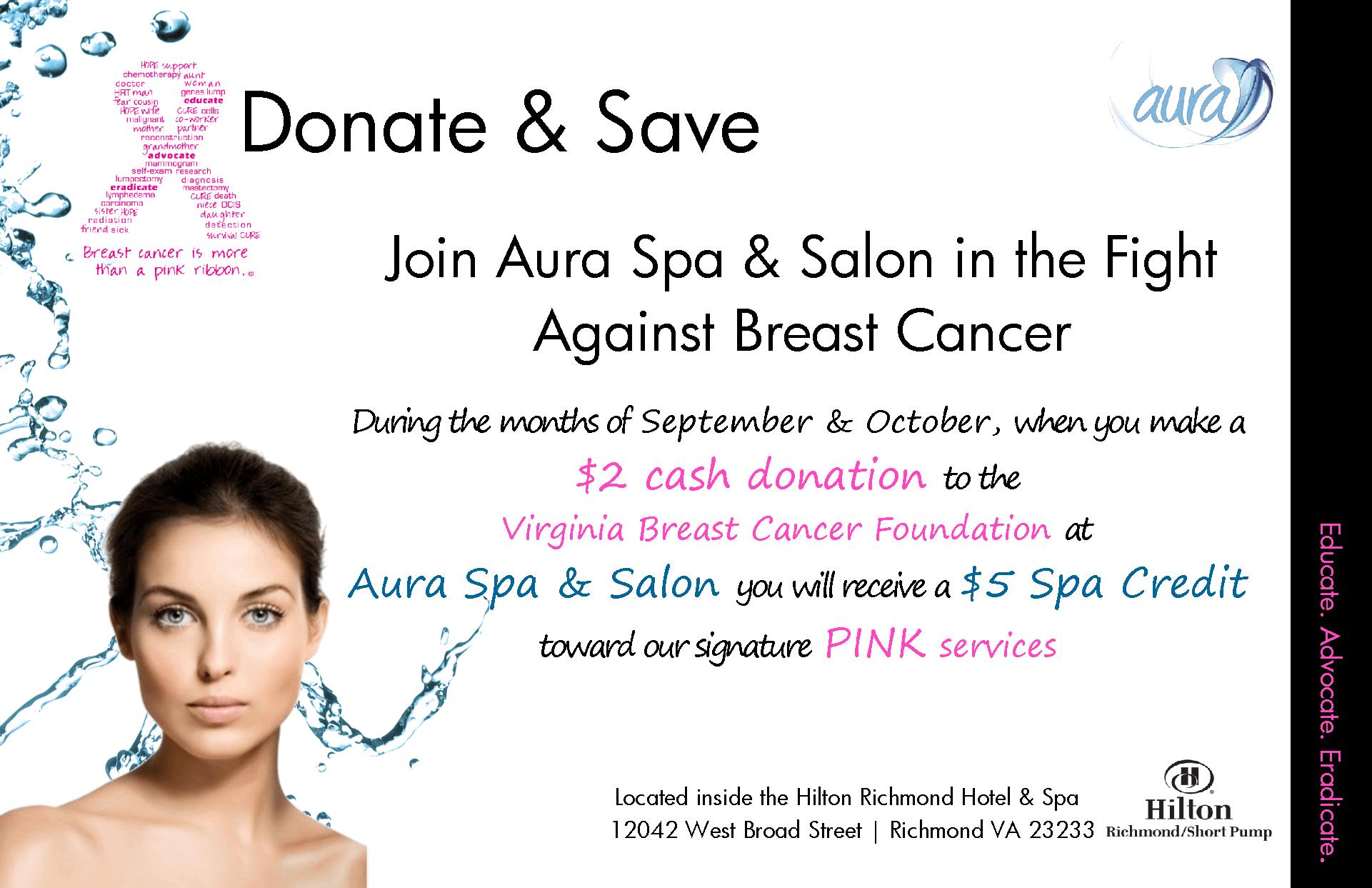 Aura Spa And Salon Richmond Va